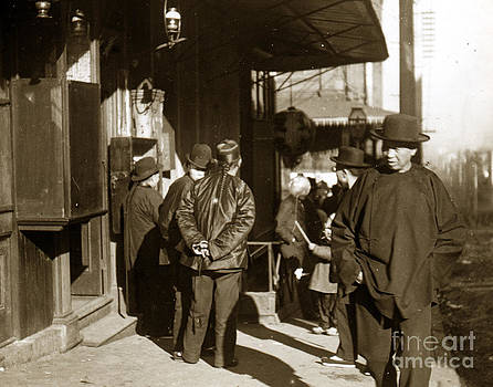 California Views Mr Pat Hathaway Archives - Chinese American Man with Queue San Francisco Chinatown circa 1900