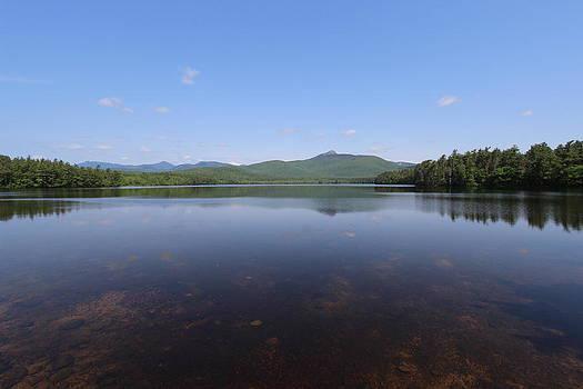 Chororua  Lake by Jeffery Akerson