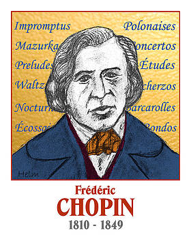 Chopin by Paul Helm