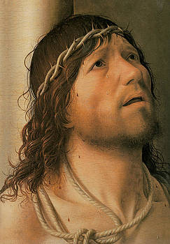 Antonello Da Messina - Christ at the Column