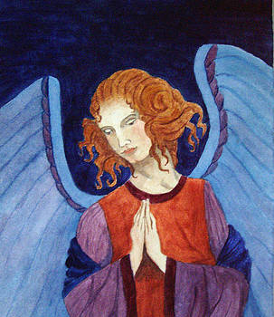 Christmas Angel by Patricia Hooks