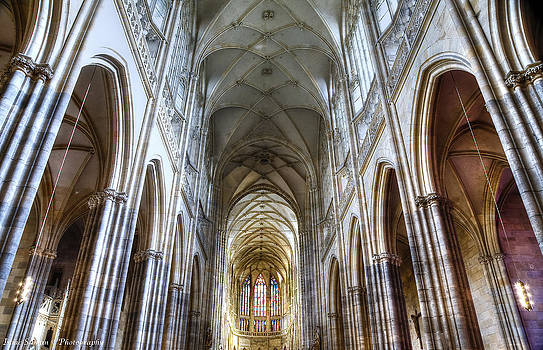 Isaac Silman - Church of St. Francis Prague