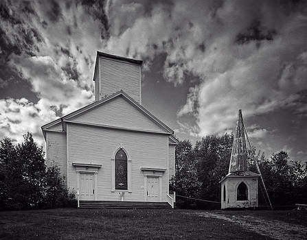 Church Renovation - Searsport ME by Michael Berry