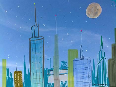 CityScape by Dan Twyman