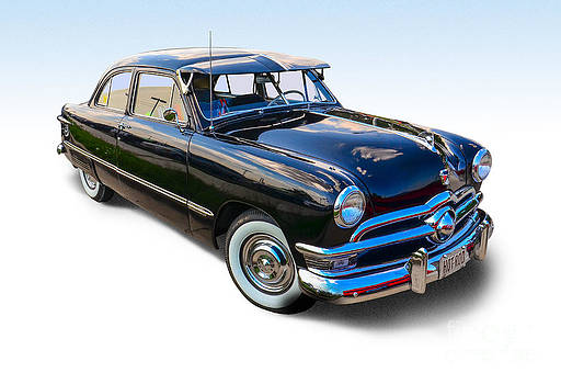 Classic Car by Anthony Sell