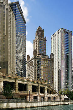 Christine Till - Classic Chicago -  The Jewelers Building