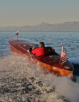 Steven Lapkin - Classic Woodie Racer