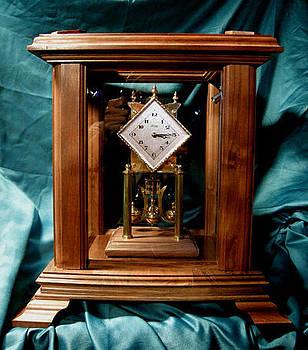 Clock #10 by Ivan Rijhoff