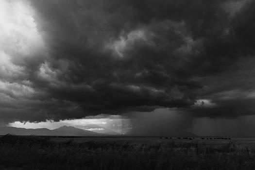 Rain Squall by D Scott Clark