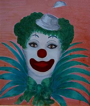 Clown by Pirsens Huguette