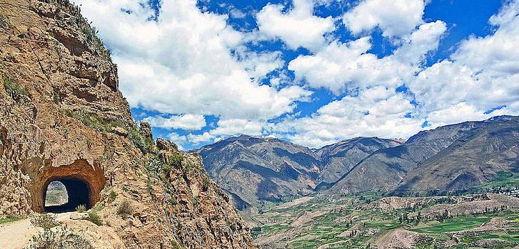Colca Valley by Paul Pobiak