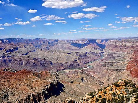 Colorado River Gorge by Heike Ward