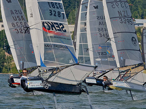 Steven Lapkin - Columbia Gorge Sailing