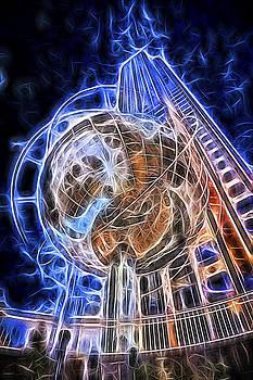 Columbus Circle by Theodore Jones