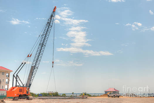 Dale Powell - Construction Site
