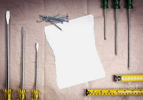 Tim Hester - Construction Tools Background