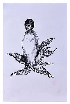 Contemporary Indian Artists Series by Kunji kuttan