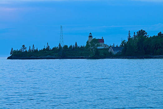 Devinder Sangha - Copper Harbor Lighthouse