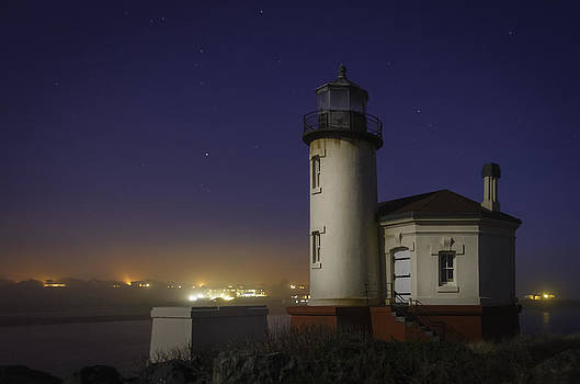 Coquille River Lighthouse by Chris Malone