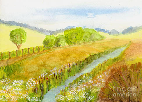 Country Road by Nan Engen