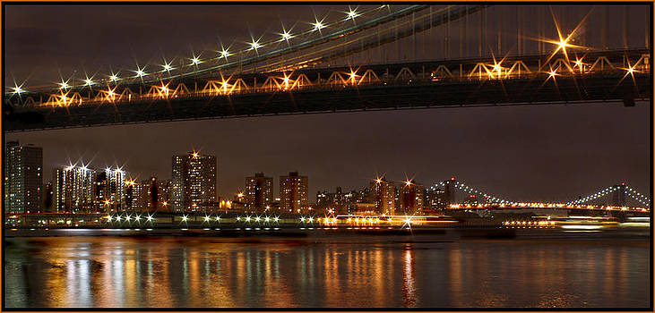 Under the Bridge by Deborah Jahier