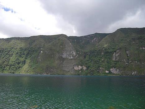 Anastasia Konn - Crater Lake