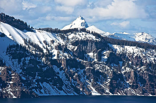 Steven Lapkin - Crater Lake Oregon