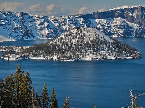 Steven Lapkin - Crater Lake