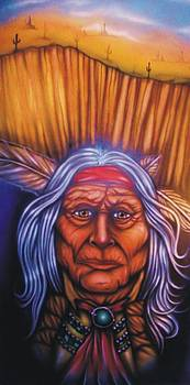Crazy Horse by Christopher Fresquez