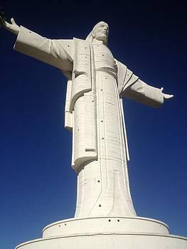 Cristo by Diego  Zegarra