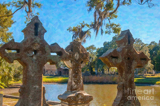Dale Powell - Cross View Art