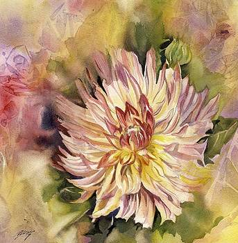 Alfred Ng - dahlia in autumn