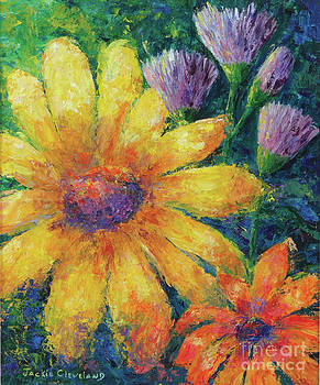 Daisy Delight by Jackie Cleveland