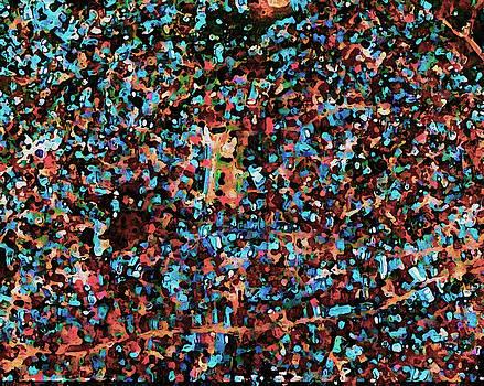 Dar es Salaam Slums by Mark Van Norman