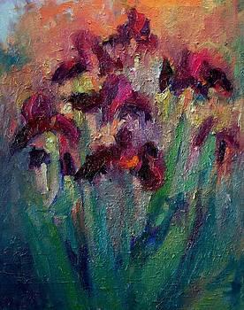 Dark Iris by R W Goetting