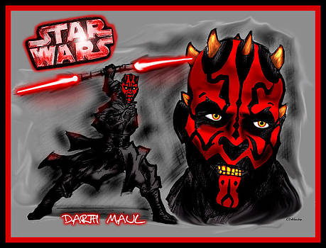 Chris  DelVecchio - Darth Maul - Sith Lord