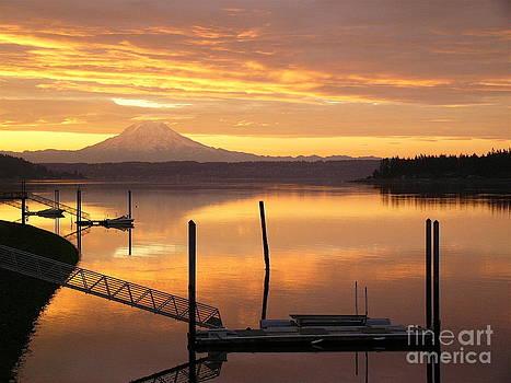 Dawn by Ken  Rosholt