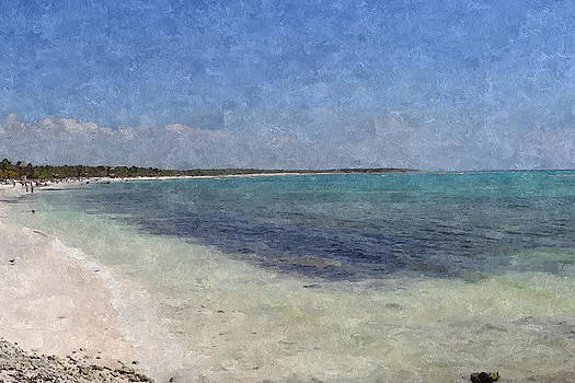 Day At The Beach 2 by Dancin Artworks