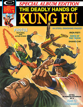 Deadly Hands Of Kung Fu by Harold Shull