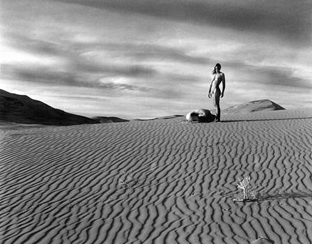 Desert Nudes by Christian Slanec