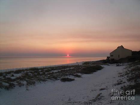 Destin Sunset by Craig Calabrese