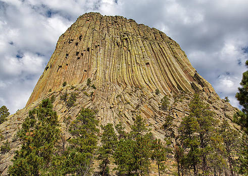 Devils Tower by John M Bailey