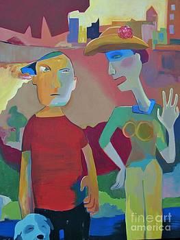 Difficult People by Noel Sandino