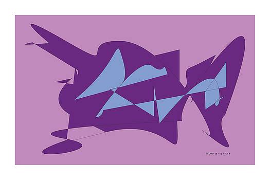 Digital Composition 05 by Enrique Cardenas-elorduy