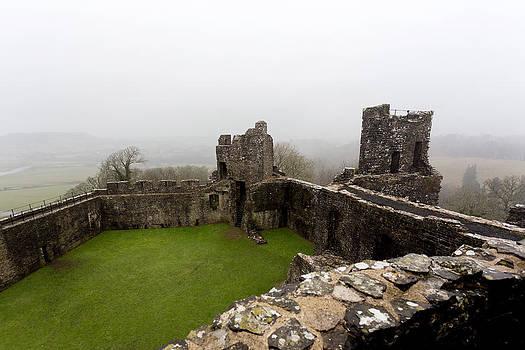 Dinefwr Castle in Wales by Paul Cowan