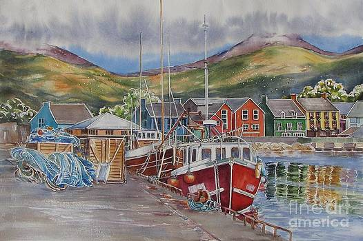 Dingle-Harbour-II by Nancy Newman