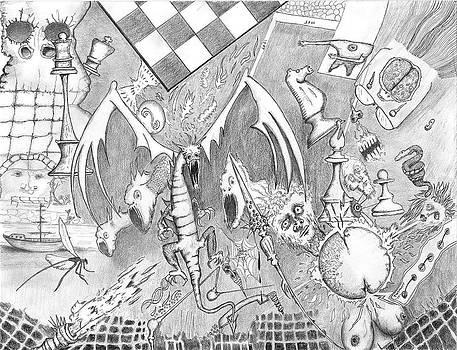 Disintegration of Sorts by Dan Twyman