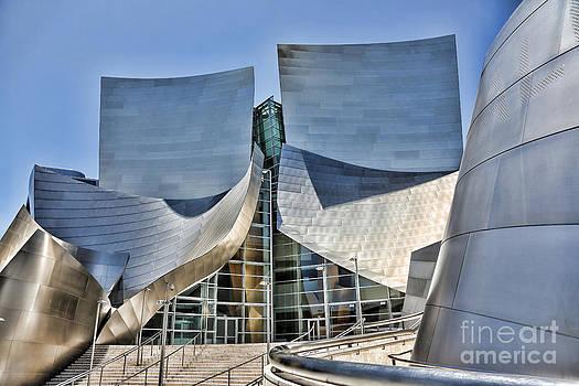 Chuck Kuhn - Disney Concert Hall IV