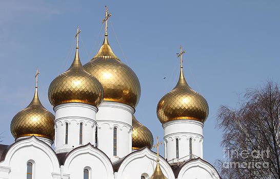 Domes by Evgeny Pisarev