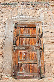 Door Series 1 by Minnie Lippiatt